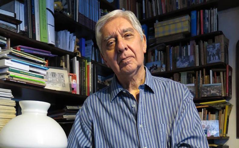 Rafael Alberto Vásquez: sus respuestas y poemas