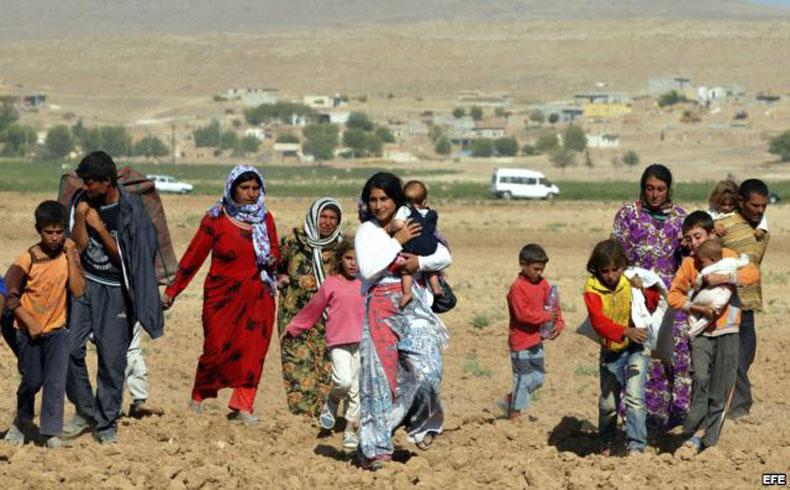 Liberados los 49 turcos secuestrados por EI en Irak desde hace meses