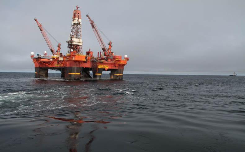 Según Rosneft, Rosneft y ExxonMobil descubren petróleo en las perforaciones del Mar de Kara