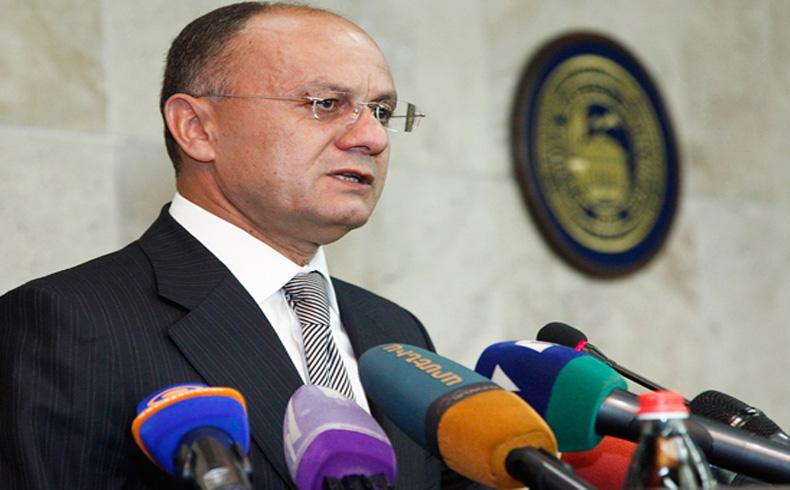 Armenia adquirirá misiles de largo alcance