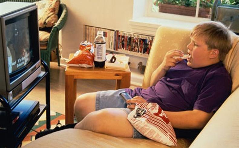 Obesidad entre la población infantil