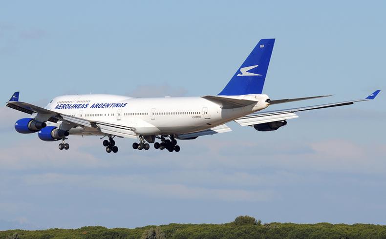 Aerolíneas Argentinas. ¿Quién ha dicho que no se puedan cumplir los sueños?