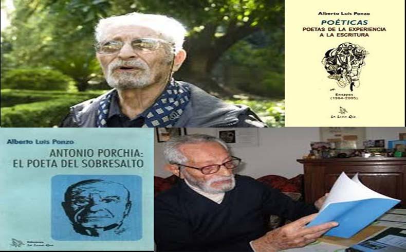 Alberto Luis Ponzo: sus respuestas y poemas