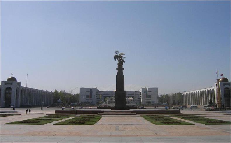 Seis muertos por un alud en Kirguistán
