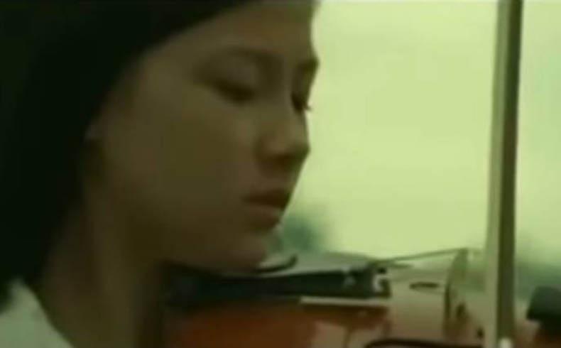 Algo más que un spot sobre el esfuerzo: la niña sordomuda que soñaba con tocar el violín