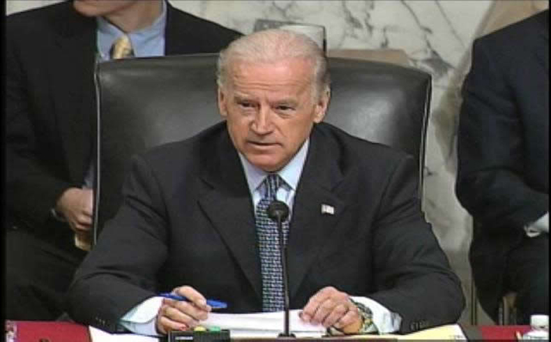 ¿La hora de Joe Biden?