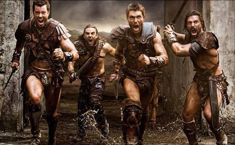 La violencia de las series televisivas en cifras: 'Spartacus' sale a 25 muertos por episodio, 'Juego de Tronos' a 14 y 'Nikita' a 9
