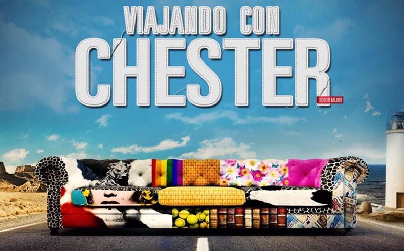 'Viajando con Chester': blasfemo, monótono y desvaído