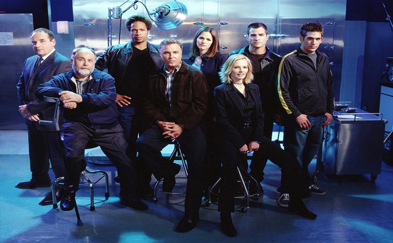 Una serie que se salva. 'CSI Las Vegas' ofrece entretenimiento inteligente, tramas interesantes y un perfecto plantel de actores