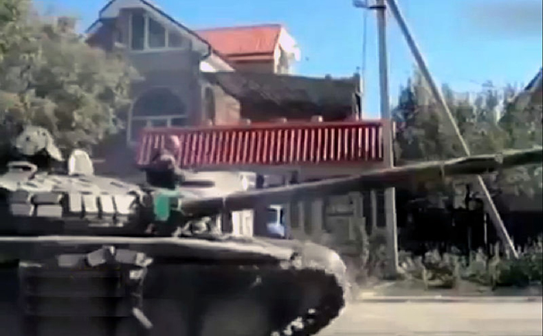 Se informa de numerosas víctimas en la escalada de violencia en Ucrania Oriental