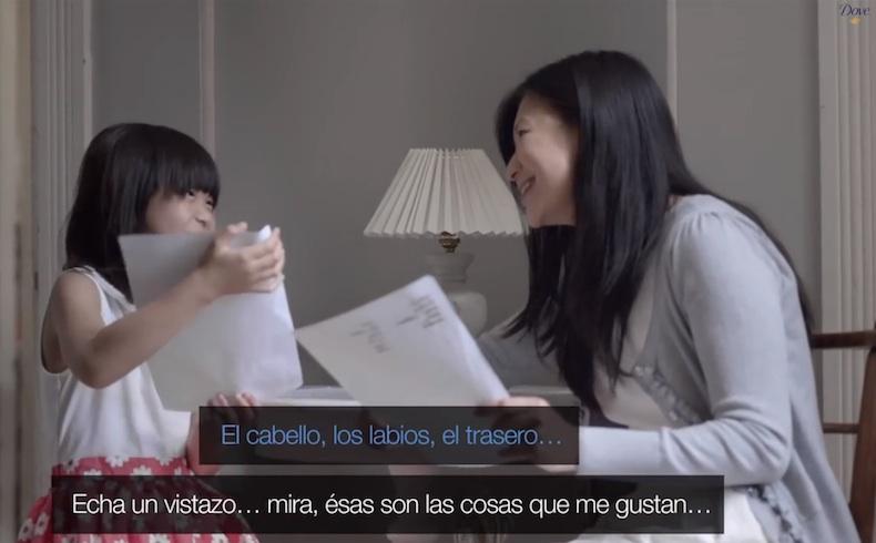 El 'legado' más importante: Dove señala que el 71% de las niñas españolas se sienten presionadas para tener una apariencia hermosa