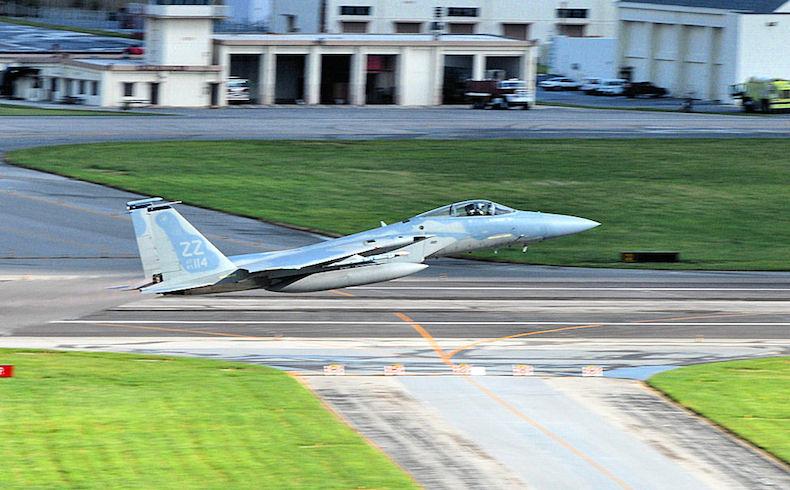 Es incierto el destino de la base aérea de EE.UU., al ganar un opositor las elecciones de gobernador de Okinawa, Japón