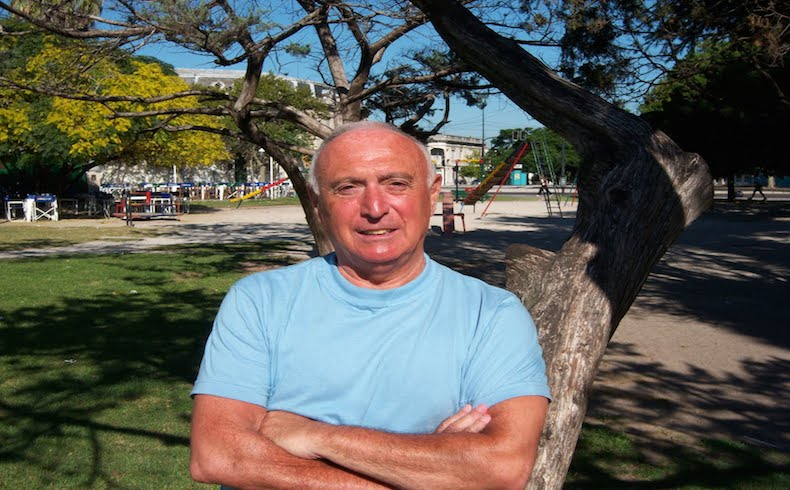 Osvaldo Ballina: sus respuestas y poemas