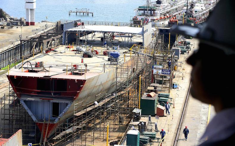 Con la construcción de un buque escuela, Perú marca el regreso de su industria naval