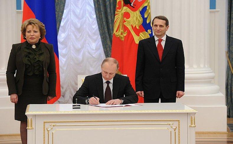 ¿Quién teme a Vladimir Putin?