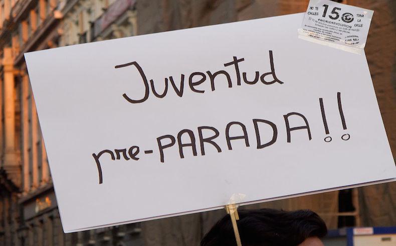 España: Contratos por horas