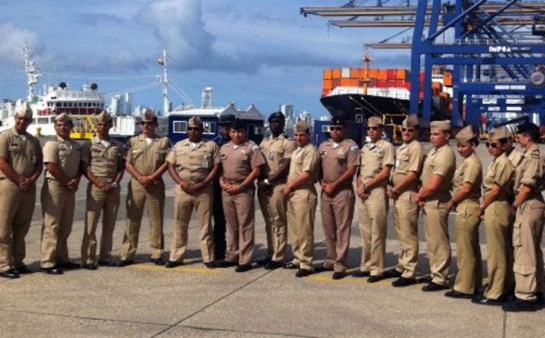 La Armada Nacional de Colombia ofrece capacitación sobre interdicción de drogas a ocho países de América