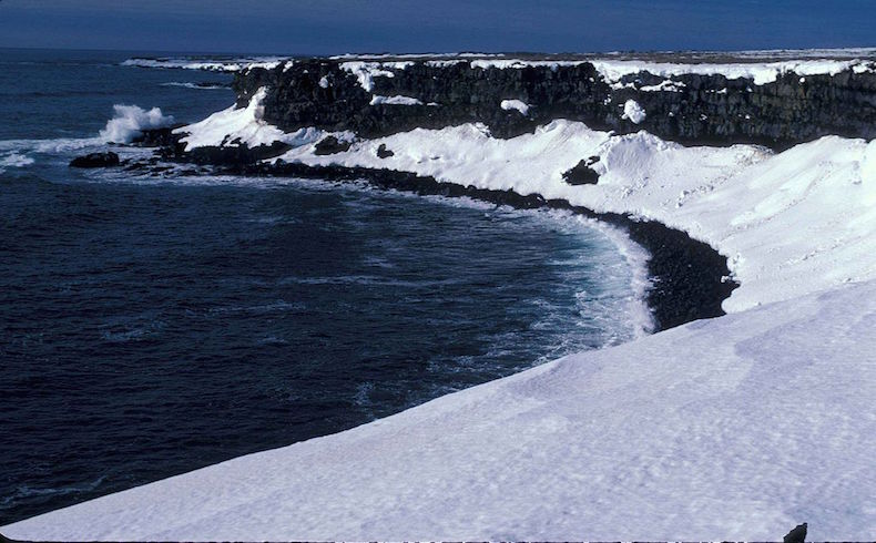 Un muerto y 52 desaparecidos en el hundimiento en el Mar de Bering de un pesquero surcoreano