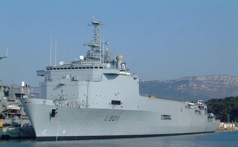 Armada de Chile presenta Exponaval 2014 y realiza ejecicio marítimo antipiratería