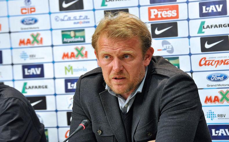 Prosinecki se convierte en el nuevo seleccionador de Azerbaiyán