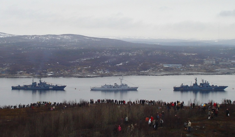 Rusia activa el comando militar estratégico en el Ártico