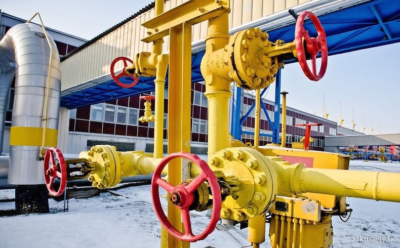 Ucrania suspenderá las importaciones de gas desde Rusia