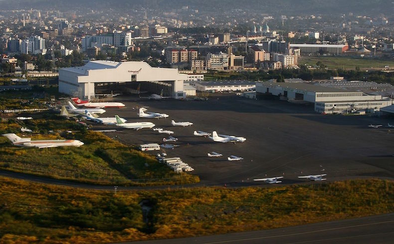 Etiopía niega informes sobre la defección de pilotos a Kenya