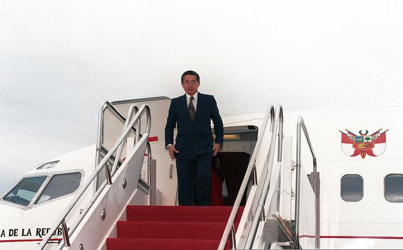 Ex-presidente Fujimori condenado a 8 años de cárcel por desvío de fondos