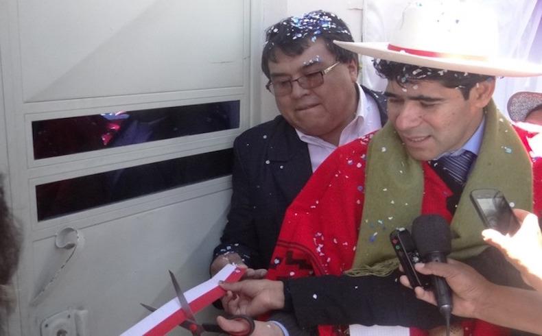 Bolivia mejora su seguridad en la frontera con Argentina