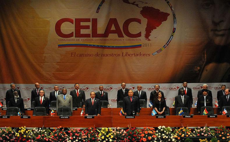 Guatemala en la III cumbre de la CELAC