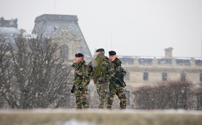 Francia incrementa las medidas de seguridad en las operaciones de contra-terrorismo