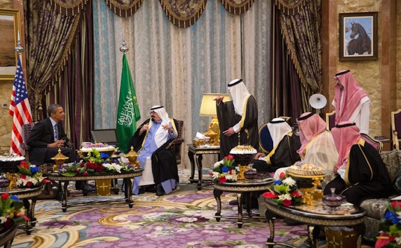 Muere el rey Abdullah de Arabia Saudita