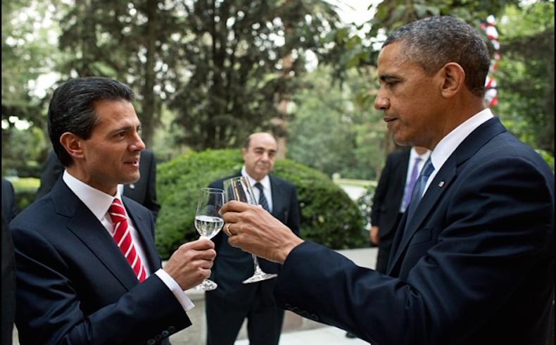 EE.UU. y México quieren hacer de Norteamérica, 'epicentro' de la energía mundial