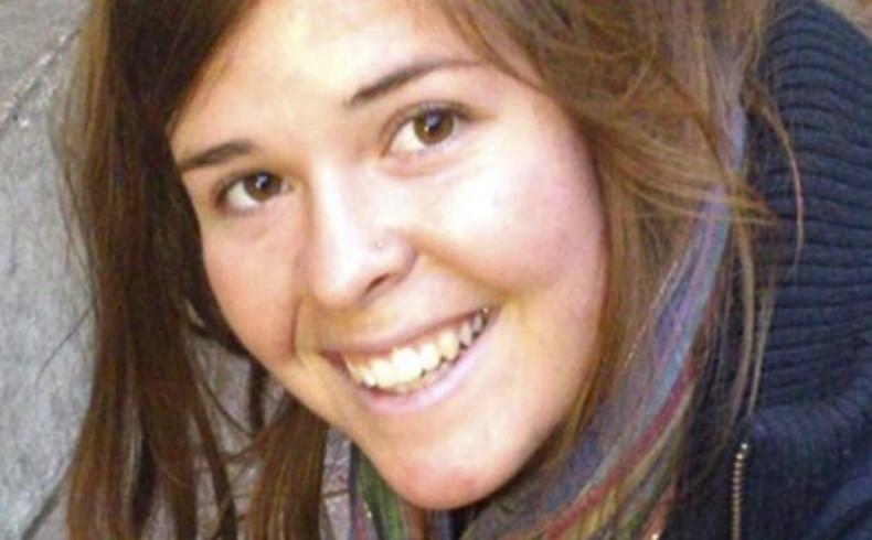 Confirma la Casa Blanca muerte de trabajadora humanitaria a manos del EI