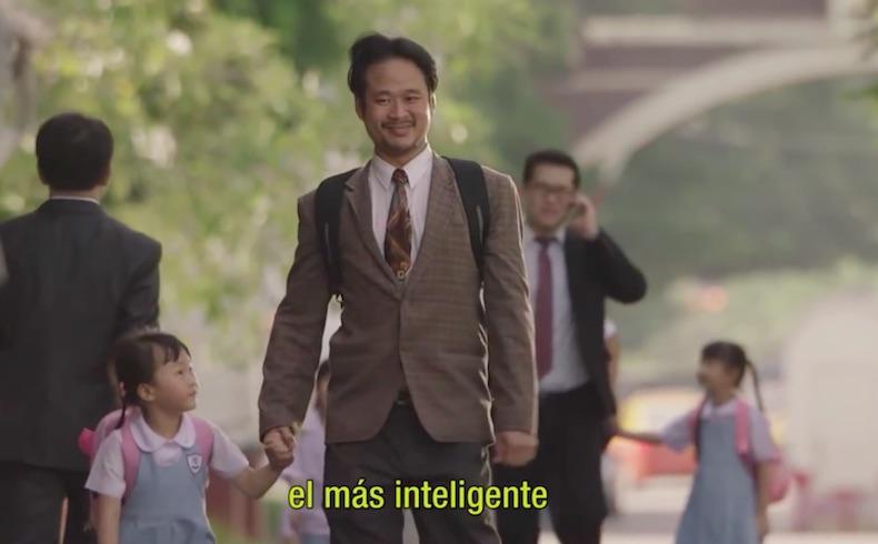 La aseguradora MetLife exhibe un emotivo spot donde una niña admira a su papá embustero