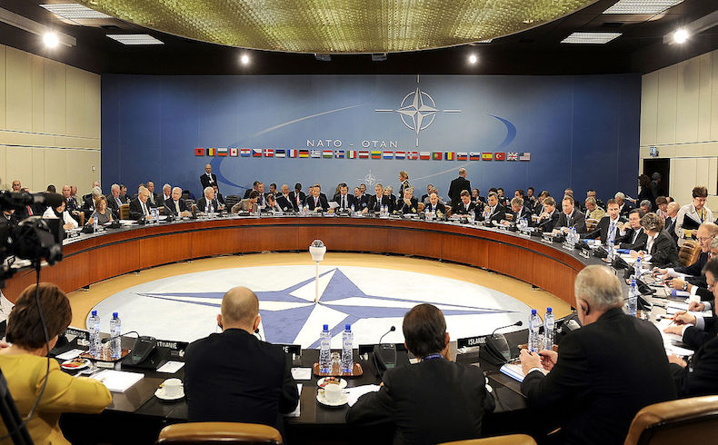 """¿Cuál es el futuro de la OTAN en la Guerra Fría 2.0?"""""""