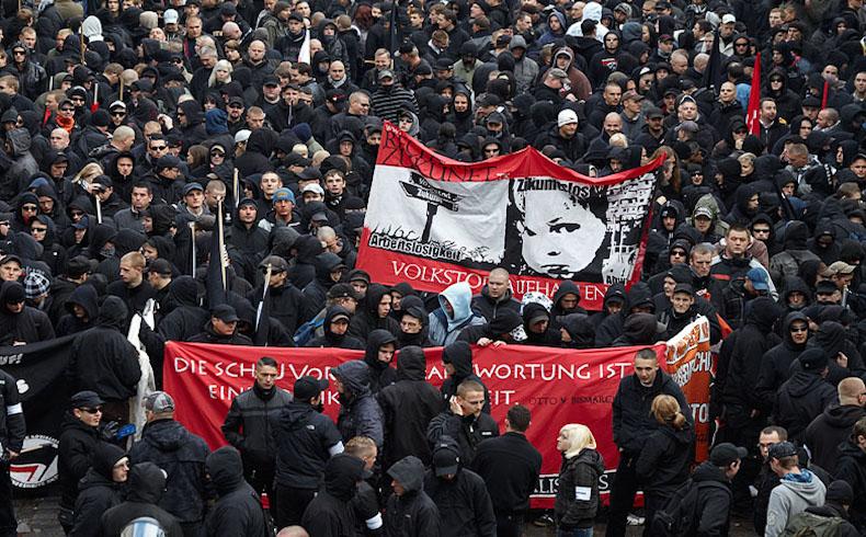 Desnazificación – se necesita urgente en Europa