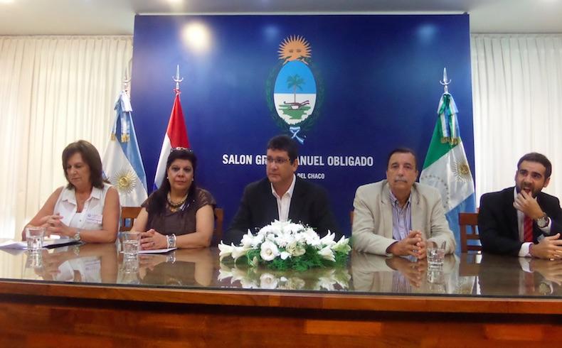 Paraguayos y Argentinos analizan mecanismos para mitigar efectos de lluvias y crecidas