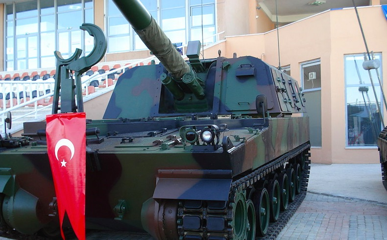 Las fuerzas armadas turcas y su visión estratégica para el 2033