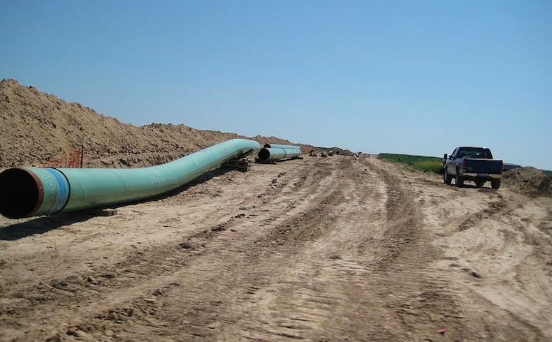 Obama veta el proyecto de ley del oleoducto Keystone XL