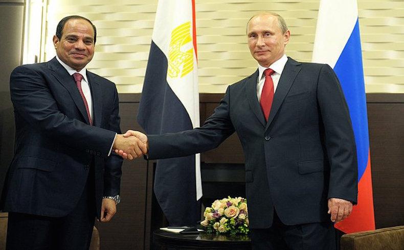 Putin y la nueva geopolítica rusa en Oriente Próximo