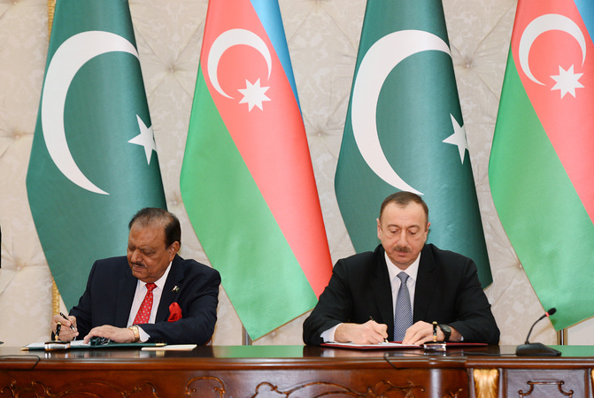 El Pakistán está comprometido a seguir ayudando a Azerbaiyán