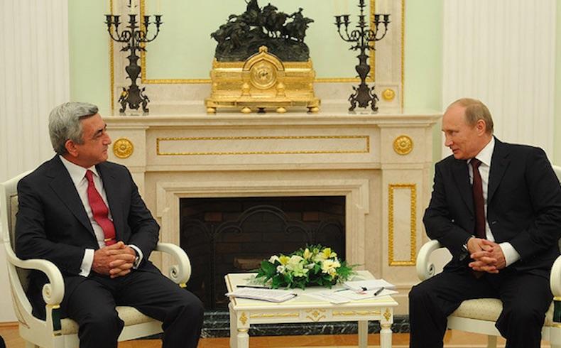 Putin estará presente el 24 de abril en Ereván en el evento armenio del centenario