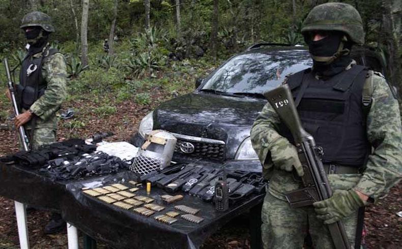 México captura al capo del cartel de droga Caballeros Templarios