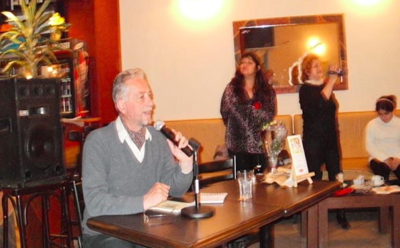 Claudio Simiz: sus respuestas y poemas
