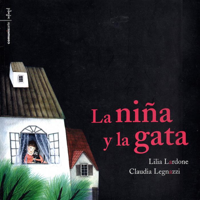 """""""La niña y la gata"""", poemario para niños"""