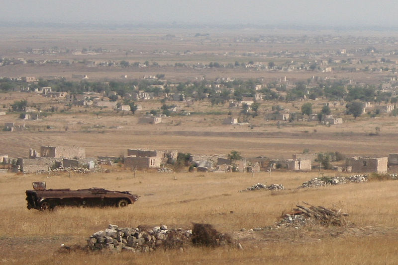 Se informa de nuevas bajas en Nagorno Karabaj