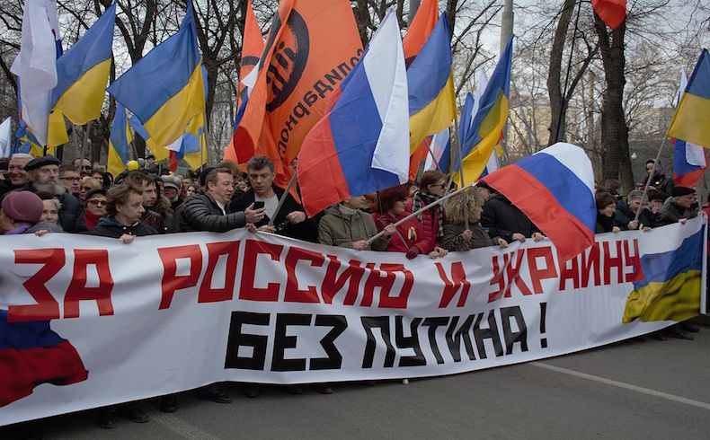 Putin habla de la muerte de Nemtsov y condena los crímenes políticamente motivados