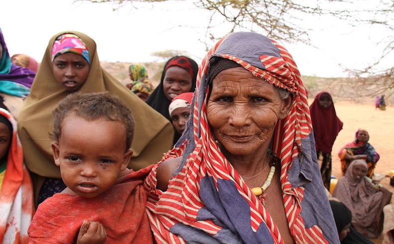 Somalia, en el Cuerno de África,  necesita con urgencia tu ayuda