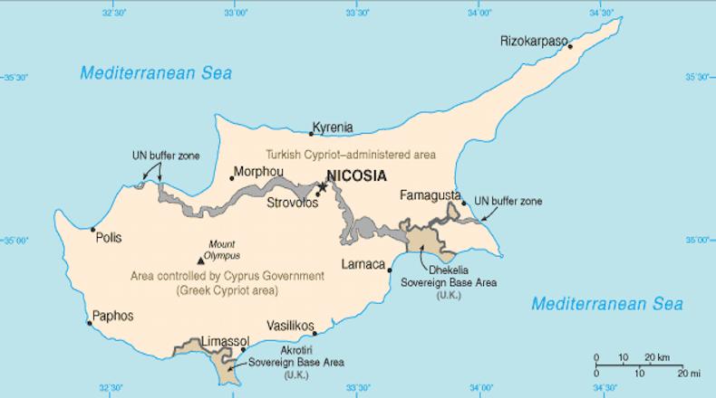 Las conversaciones de paz de Chipre se reanudarán pronto